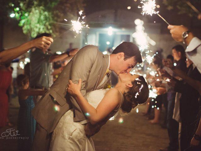 Make Your Wedding Sparkle with Wedding Sparklers