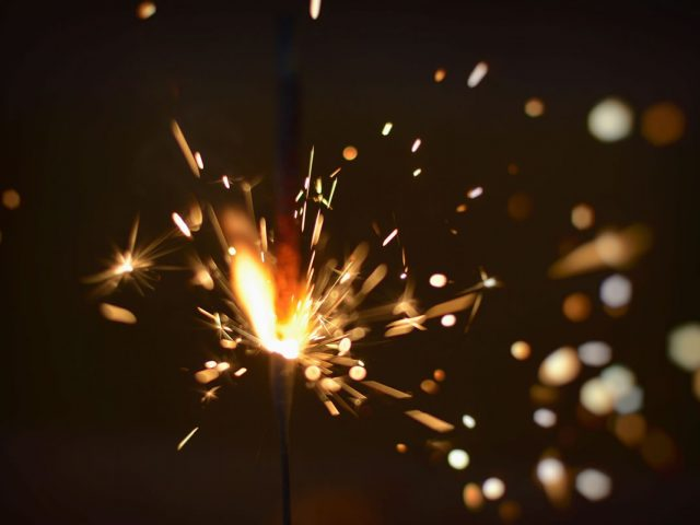 Create an Amazing Sendoff with 36 Inch Wedding Sparklers