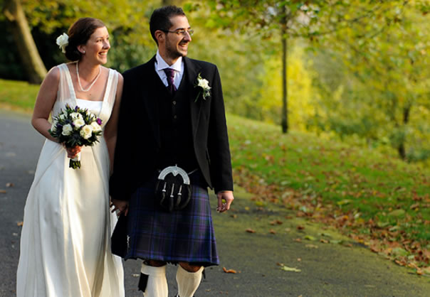 Enhance Your Memories with Wedding Photographers in Glasgow