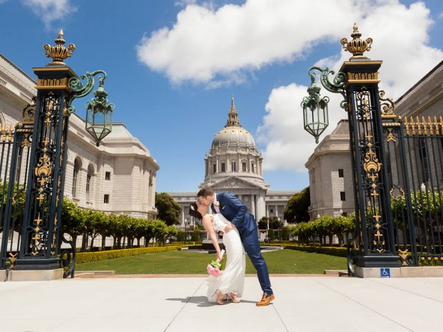 San Francisco City Hall is a Fantastic Place to Elope, or Have Your Wedding