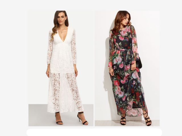 Top 6 Maxi Dresses from Mark and Roberts to Wear This Week