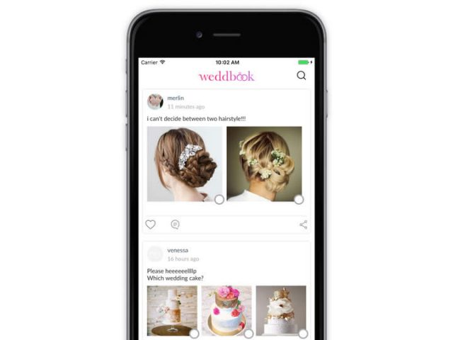 Want a Better Wedding? Get the Weddbook App