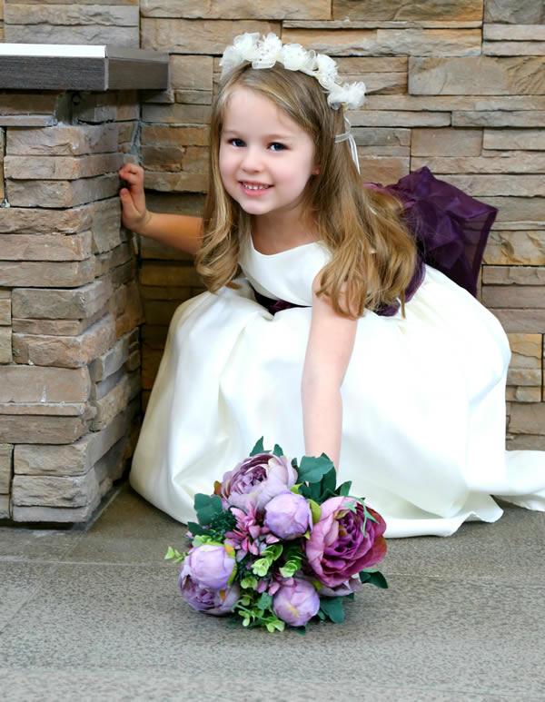 wedding dresses for flower girls