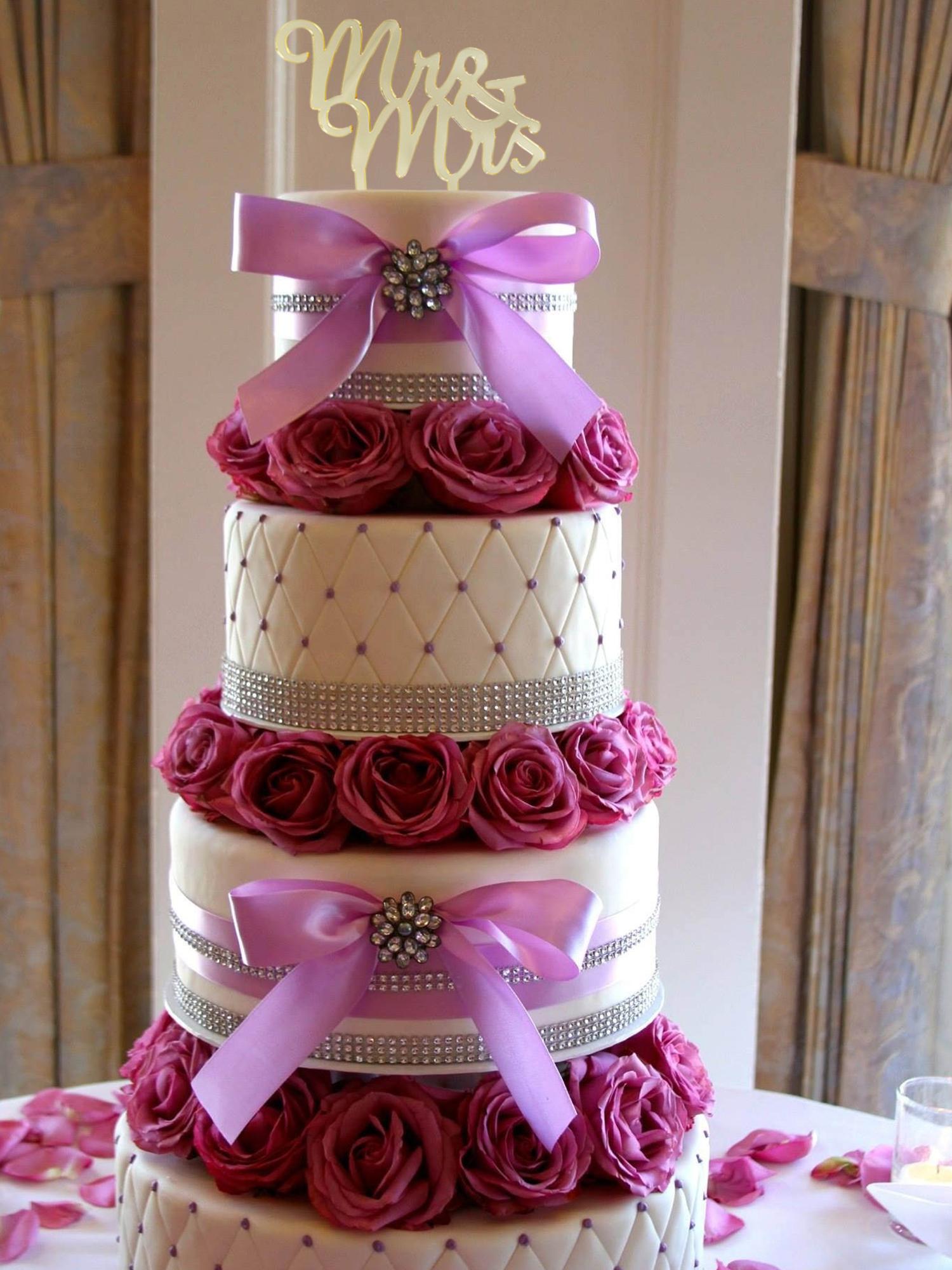 NDear Cake topper