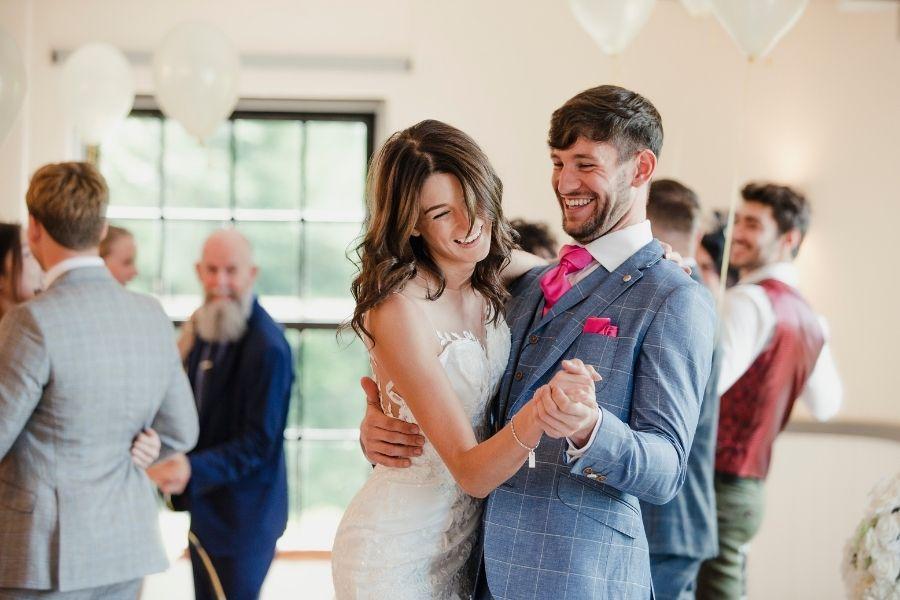 A Customized Wedding Song