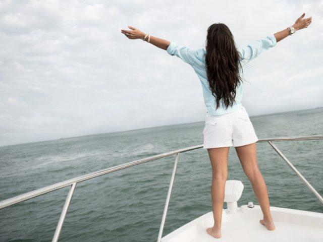 A Great Adventure Awaits with a Virgin Islands Wedding Honeymoon Yacht Voyage