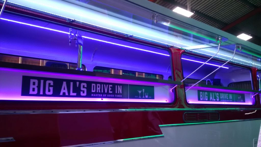Big Als Drive In Bus