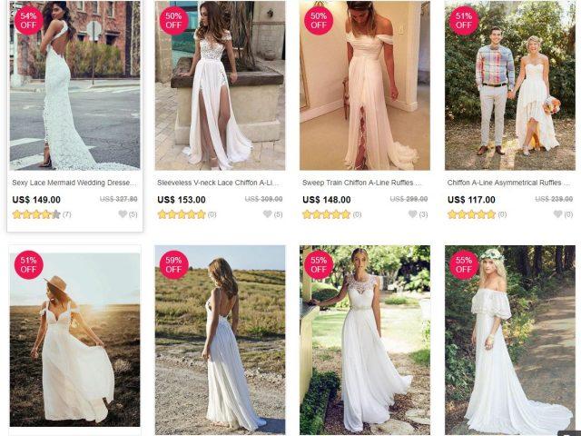 Tips for Choosing the Best Beach Wedding Dresses