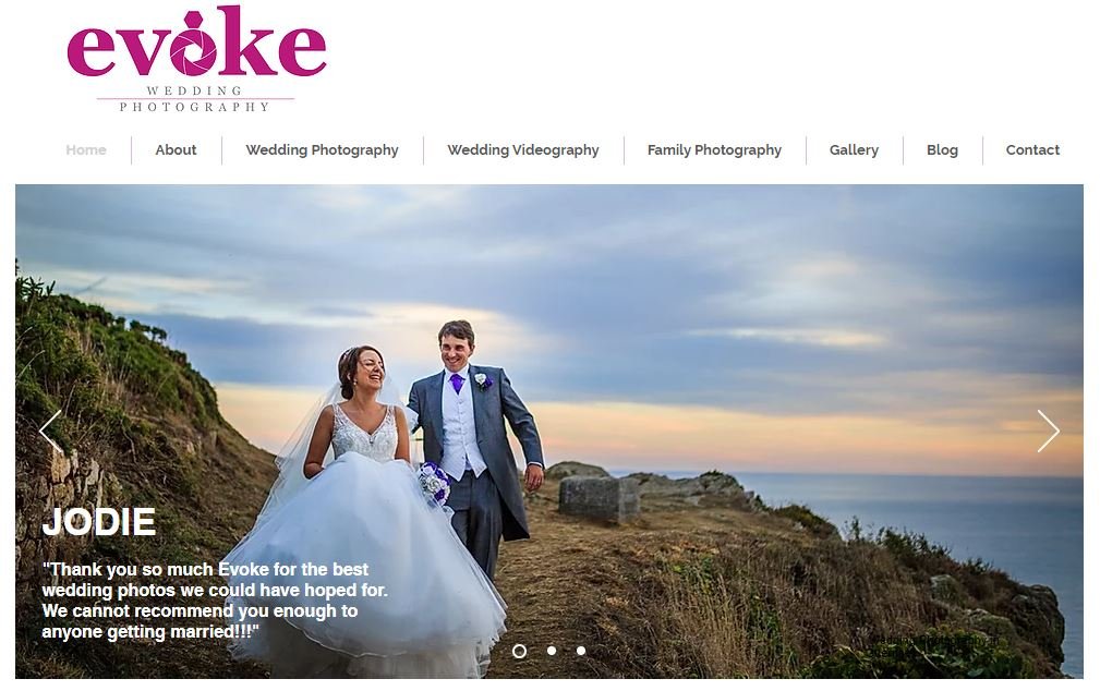 Guernsey's Best Wedding Photographers & Videographers