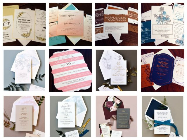 Grab Attention With the Best Houston Wedding Invitations Available