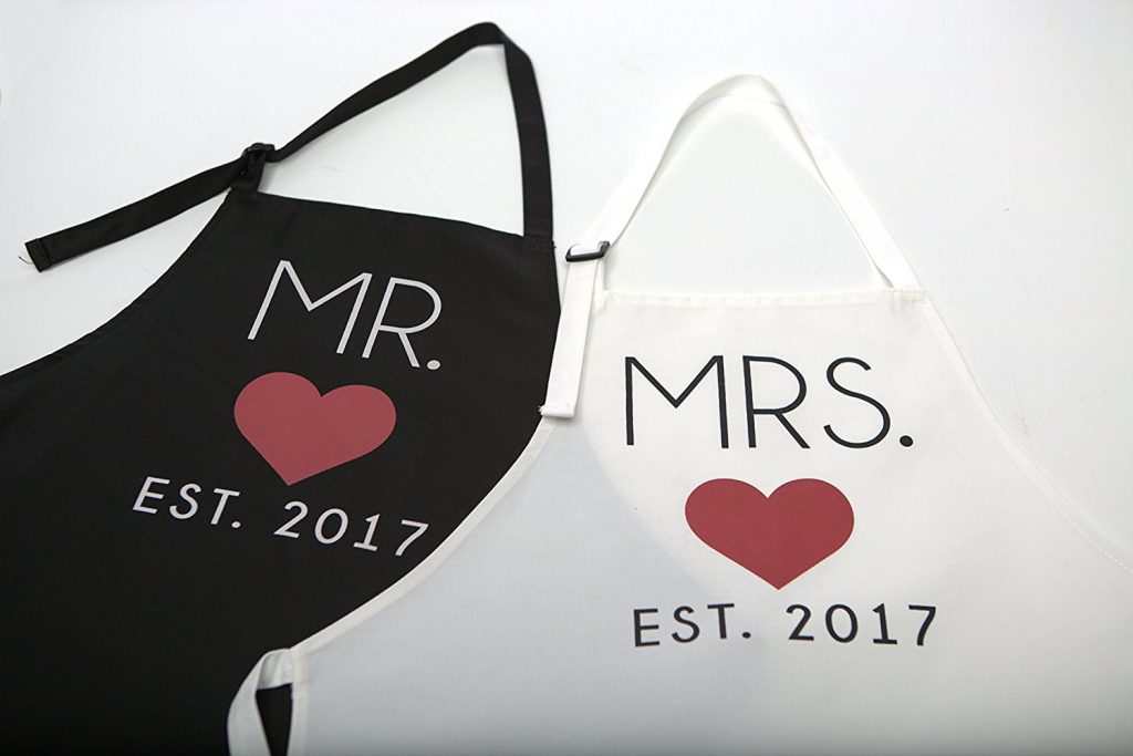 Make an Impression with Personalized Wedding Gifts Under $50