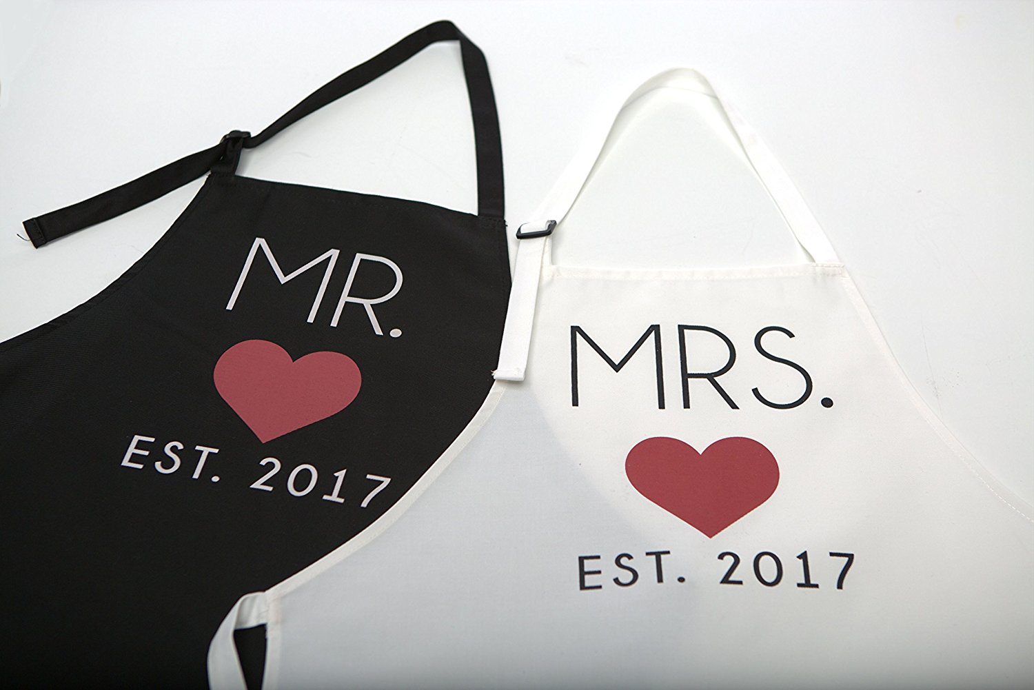 Couples Kitchen Aprons