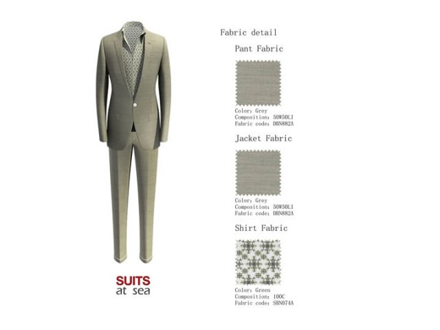 Get a Custom Made Suit for Your Wedding Day