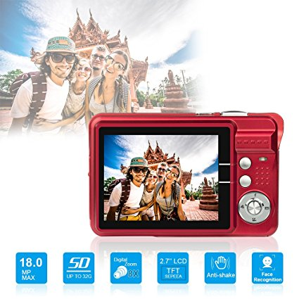 HD Mini Digital Camera