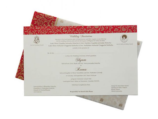 Get the Best Indian Wedding Cards & Indian Wedding Invitations