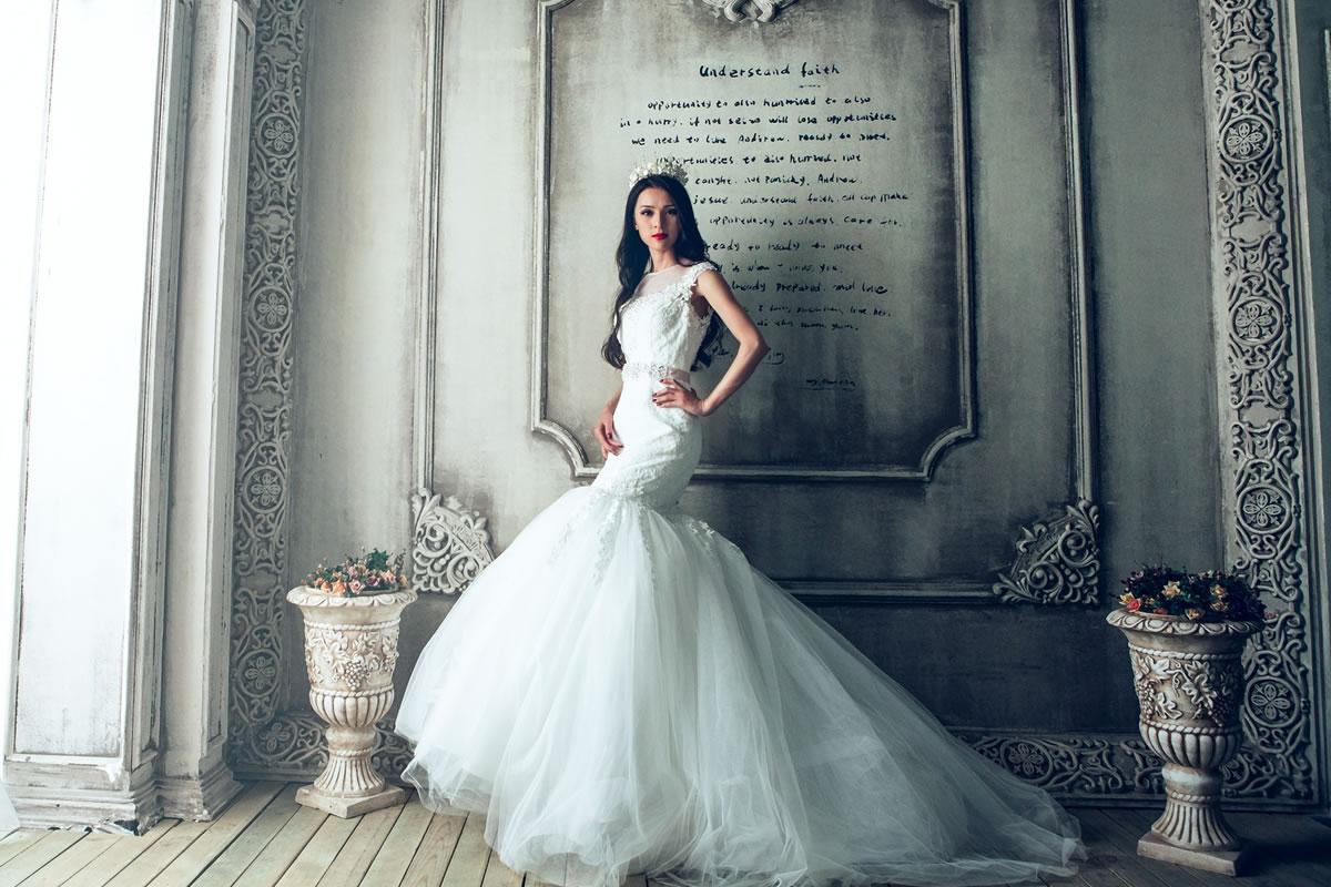 Most Brides Need a Custom Wedding Dress