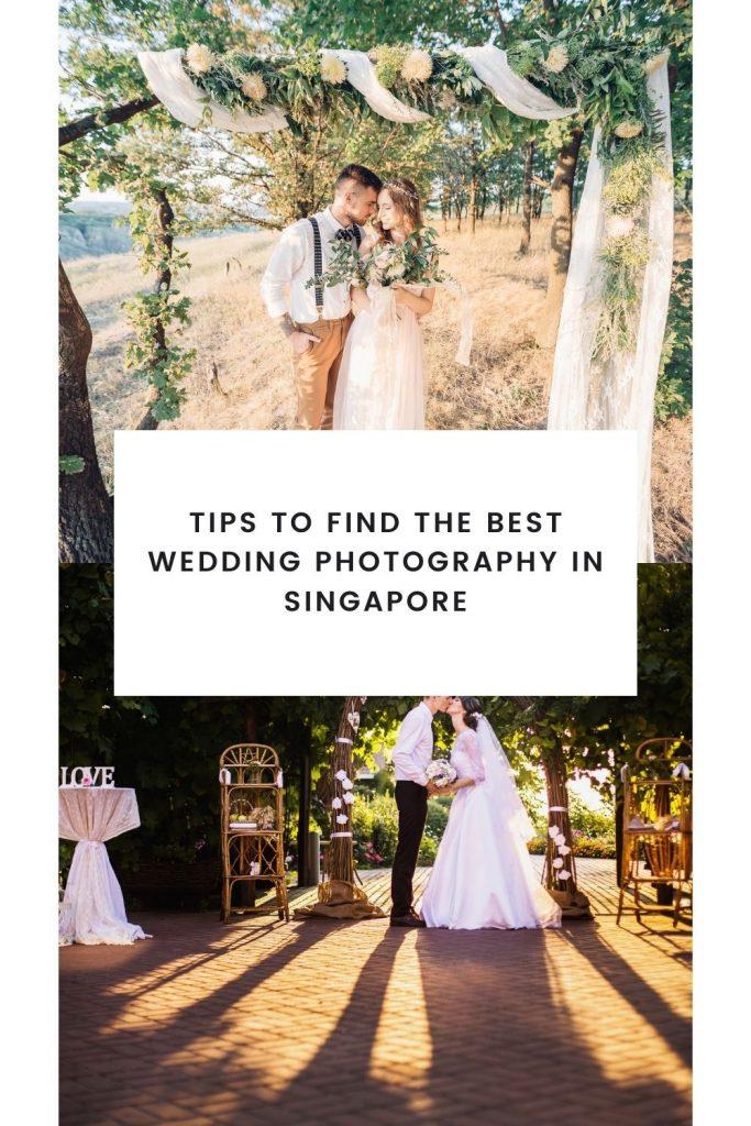 Singapore wedding photographers