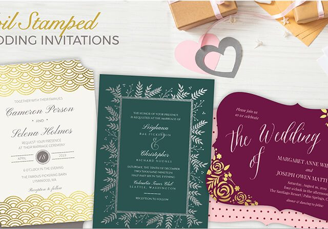 Great Looking Wedding Invitations