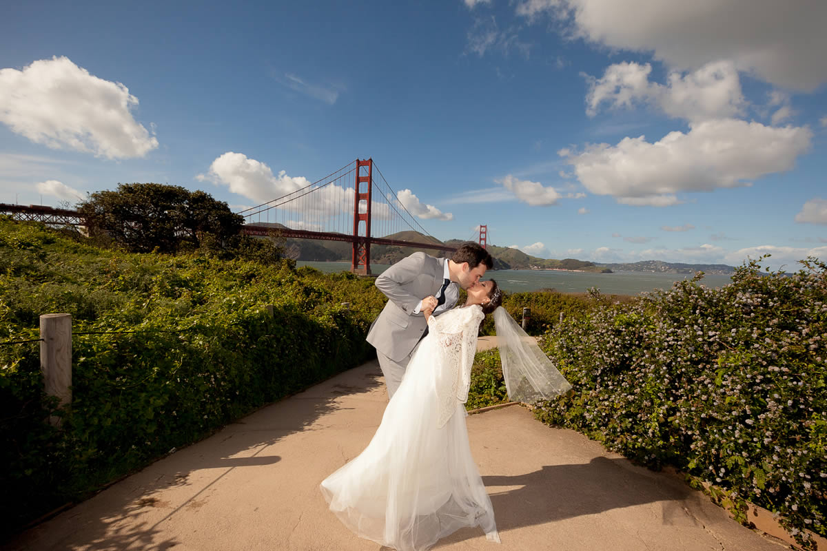 Wedding in San Francisco
