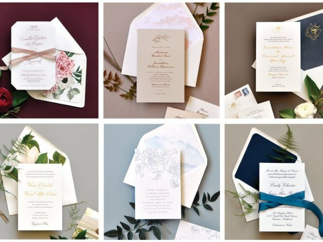 What Does Your Wedding Invitation Say About Your Wedding?