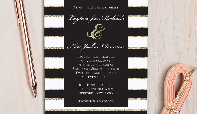 Finding Great Wedding Invitations in Utah