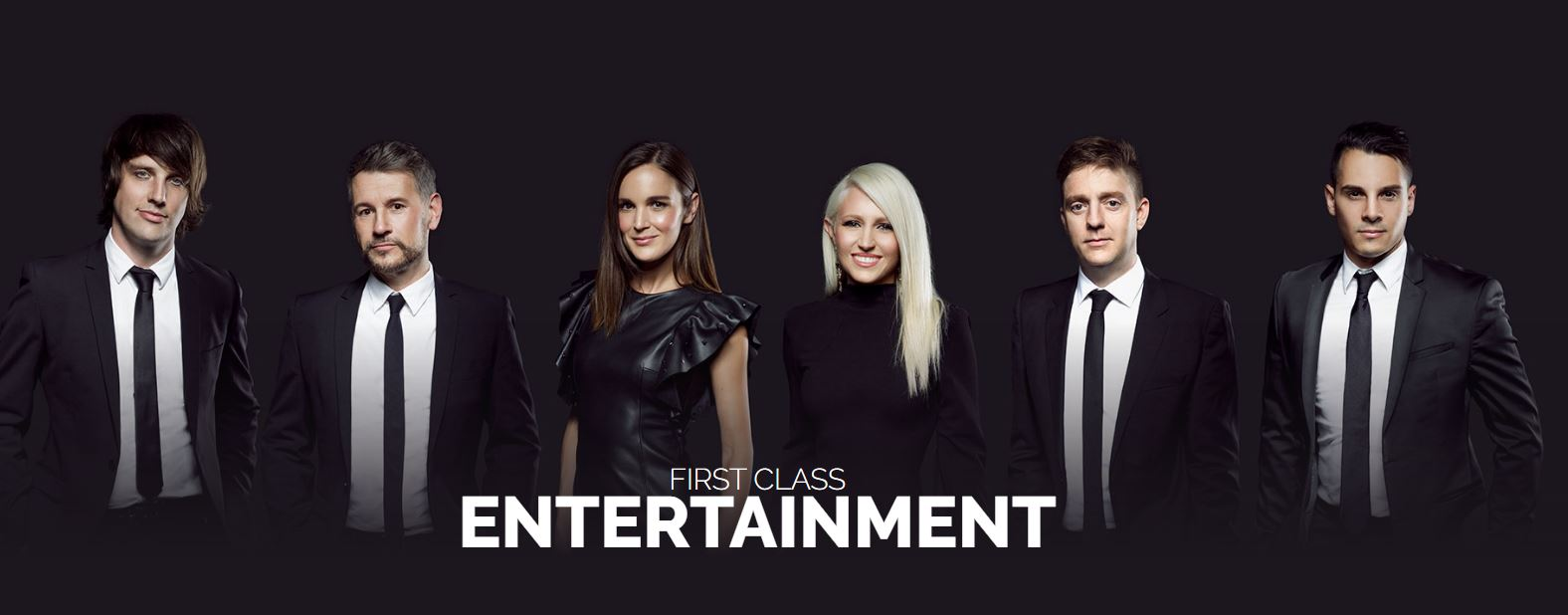 first class entertainment superband