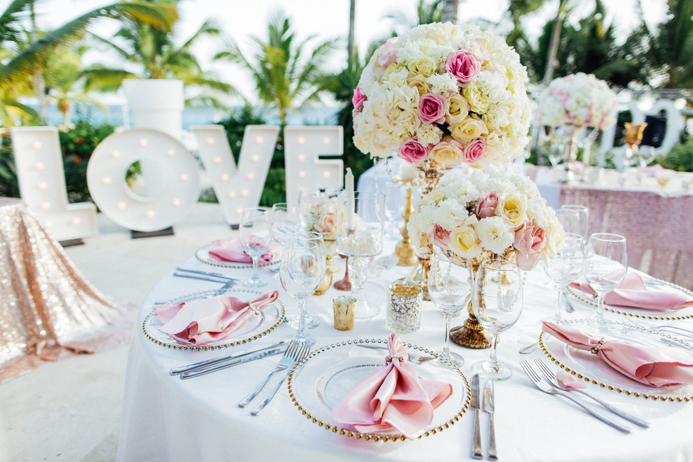 Wedding in Punta Cana by Val's Weddings