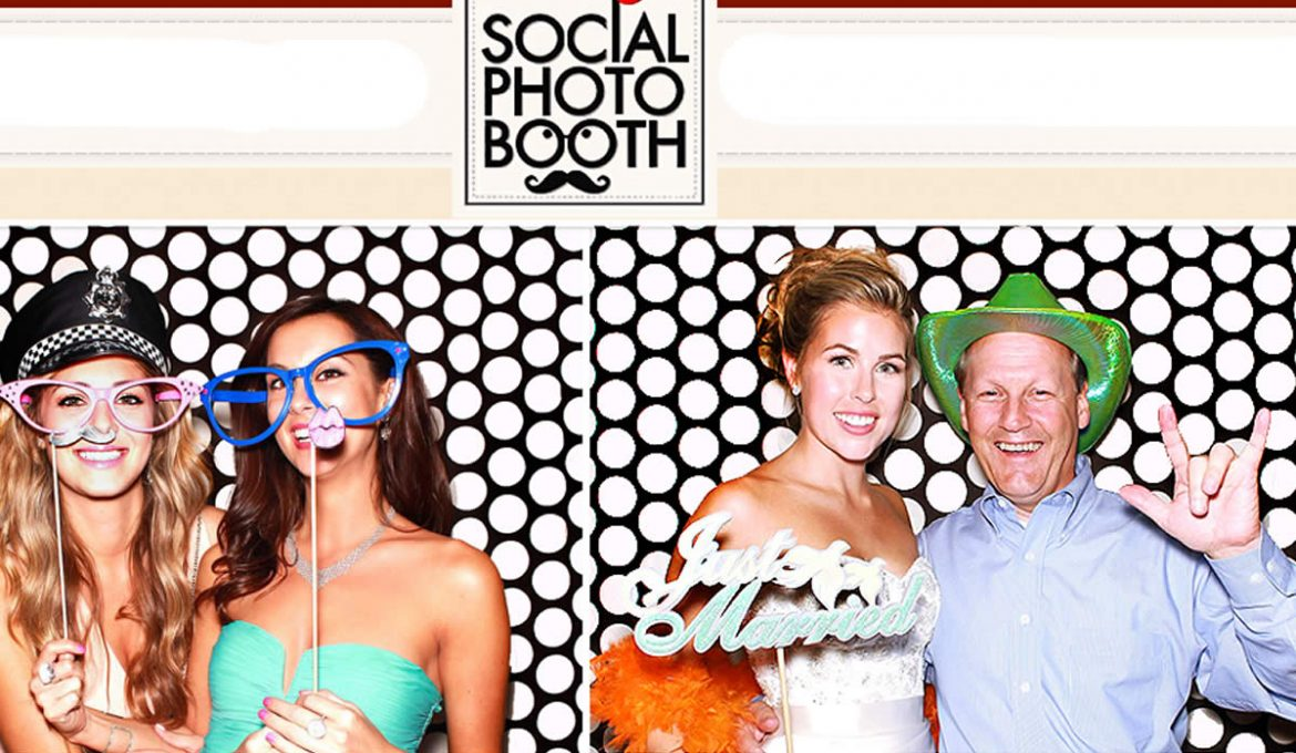 Social Photo Booth in Toronto