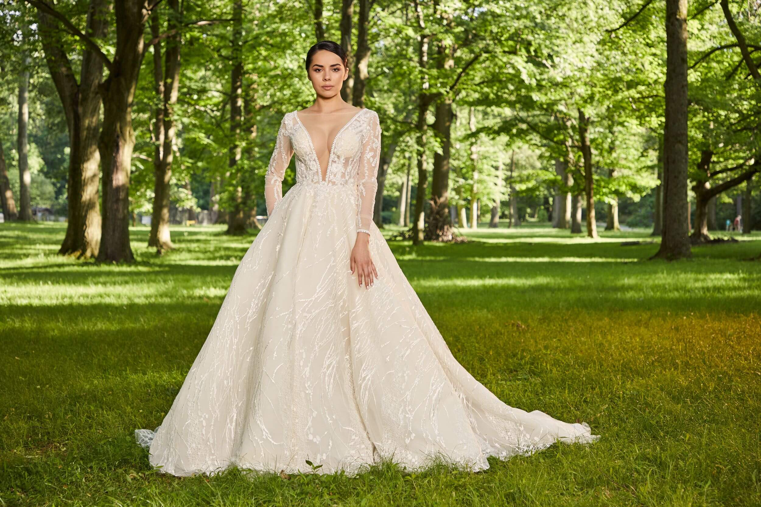 affordable couture with rental option